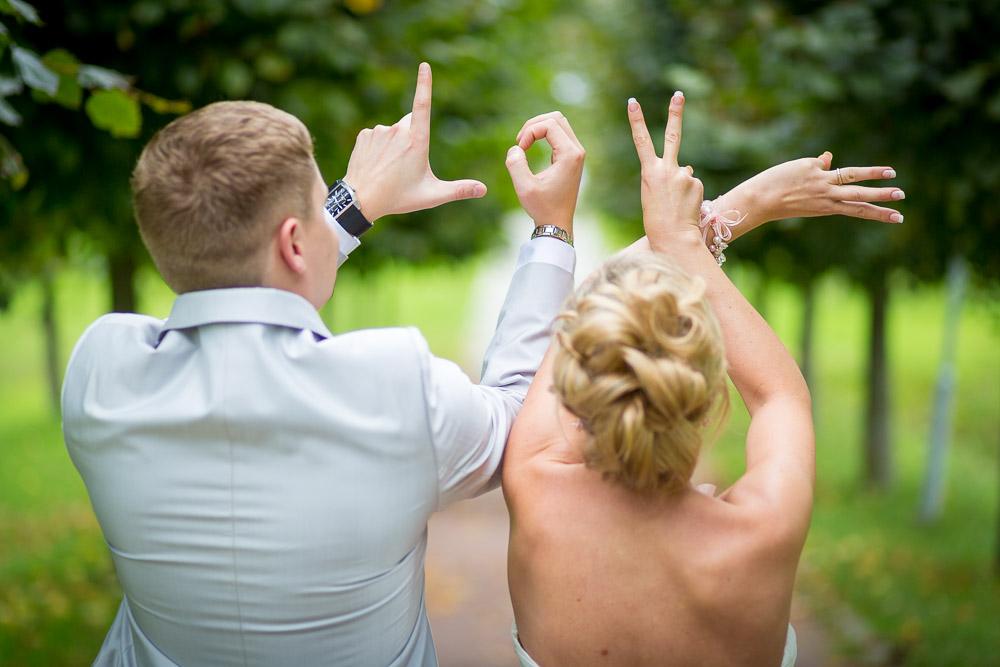 """""""LOVE"""" is in the air. Palju õnne Henri ja Kätlin. Aitäh teile"""