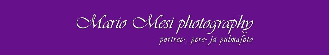 Fotograaf Mario Mesi | Portree-, pere- & pulmafoto logo