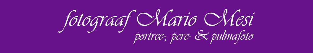 Fotograaf Mario Mesi logo